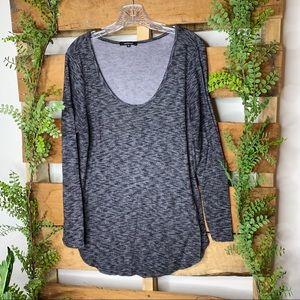 Ambiance | Gray Sweater